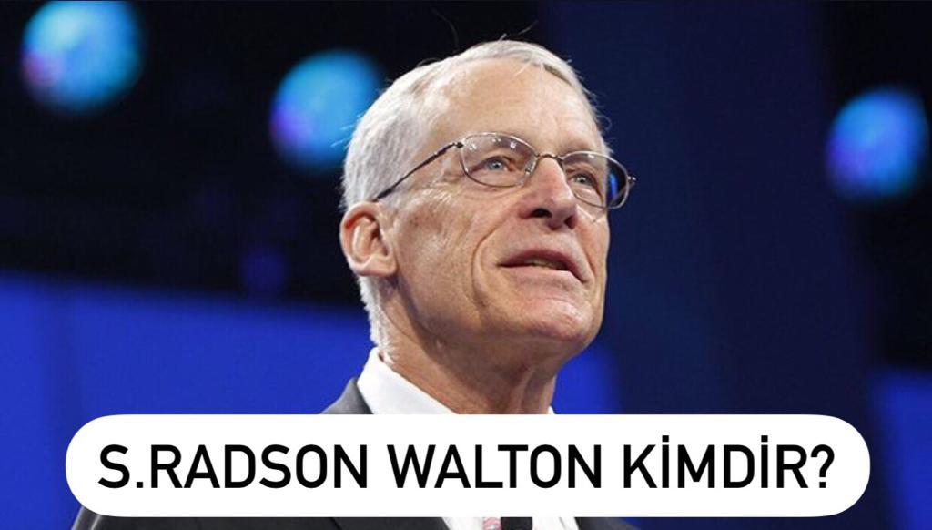 S. Robson Walton Kimdir?