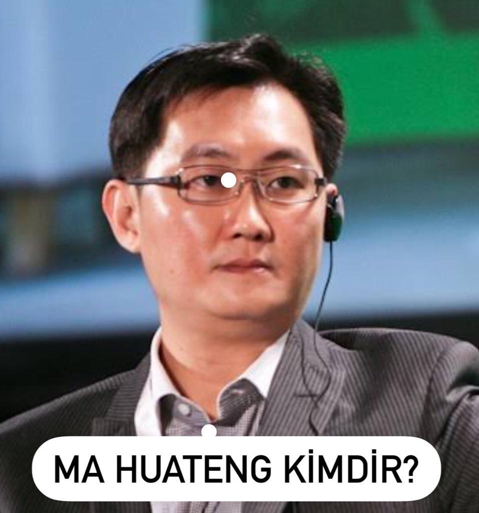 Ma Huateng Kaç Yaşında?