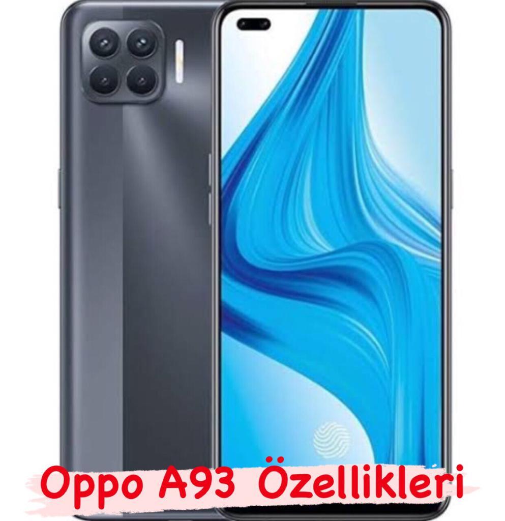 Oppo A93 Görücüye Çıktı!
