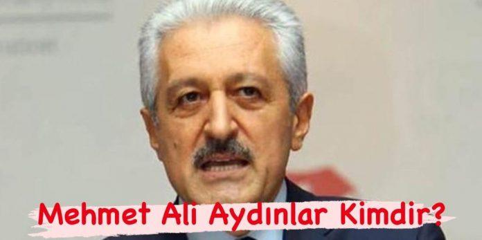 Mehmet Ali Aydınlar Kaç Yaşında?