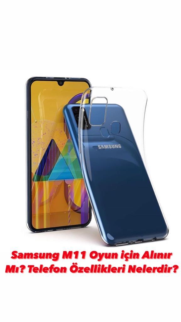 Samsung Galaxy M11 Oyun için Alınırmı Telefon Özellikleri