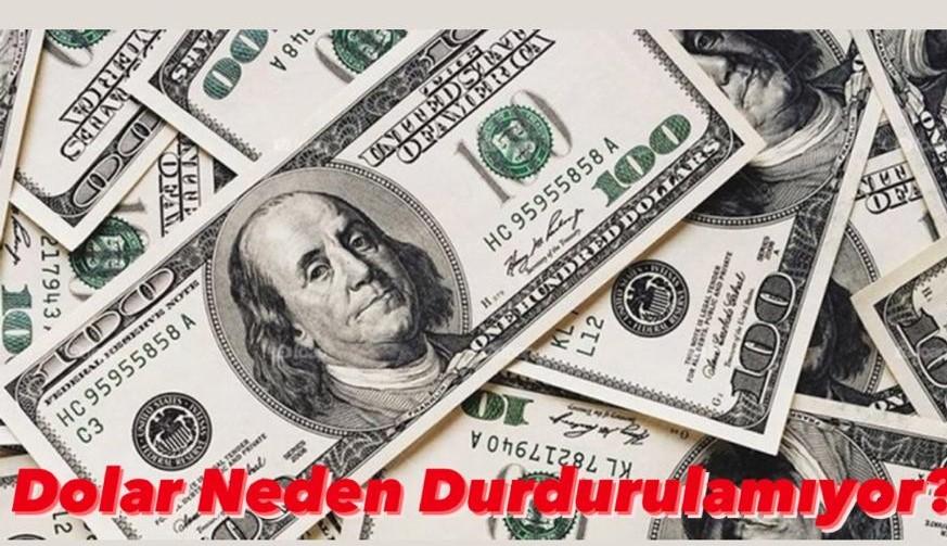 Dolar Durdurulamıyor! Dolar'ın Yükselmesinin Sebepleri Neler?