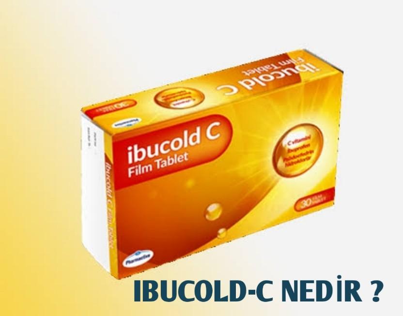 ibucold c ilacı nedir