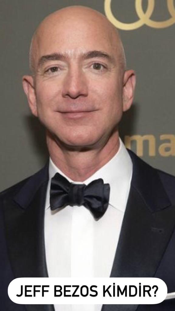 Jeff Bezos Kaç Yaşında?