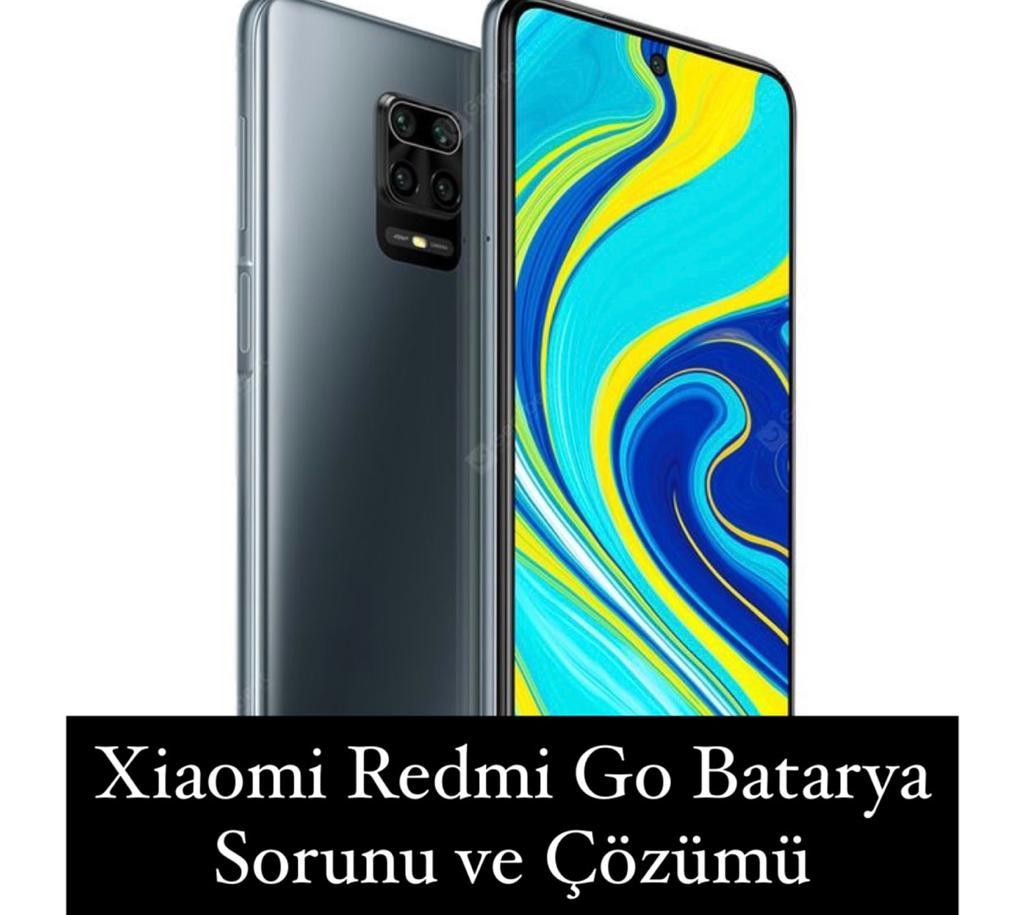 Xiaomi Redmi Go Batarya Sorunu