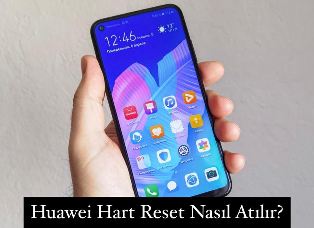Huawei Hart Reset Atma