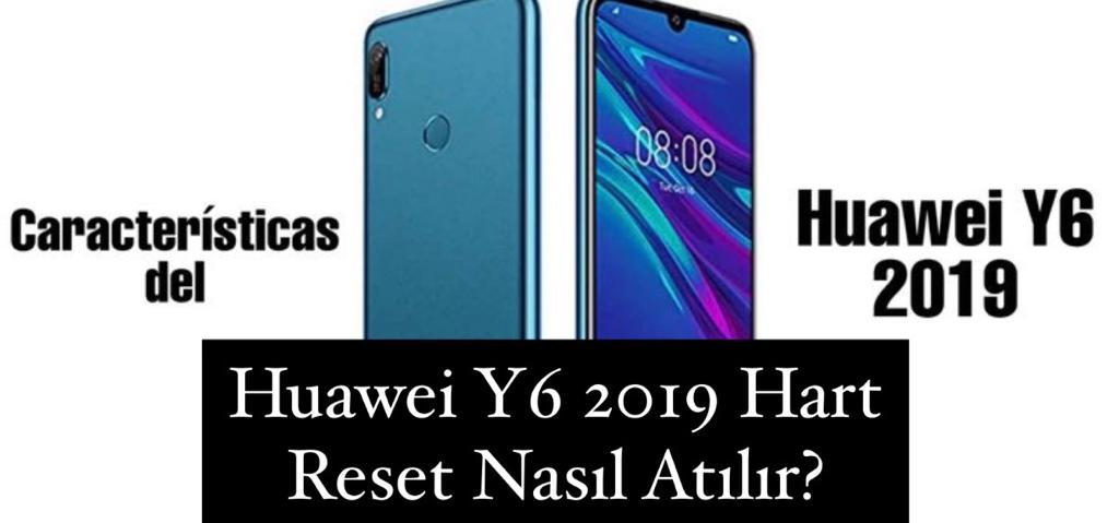 Huawei Y6 2019 Hart Reset Atma