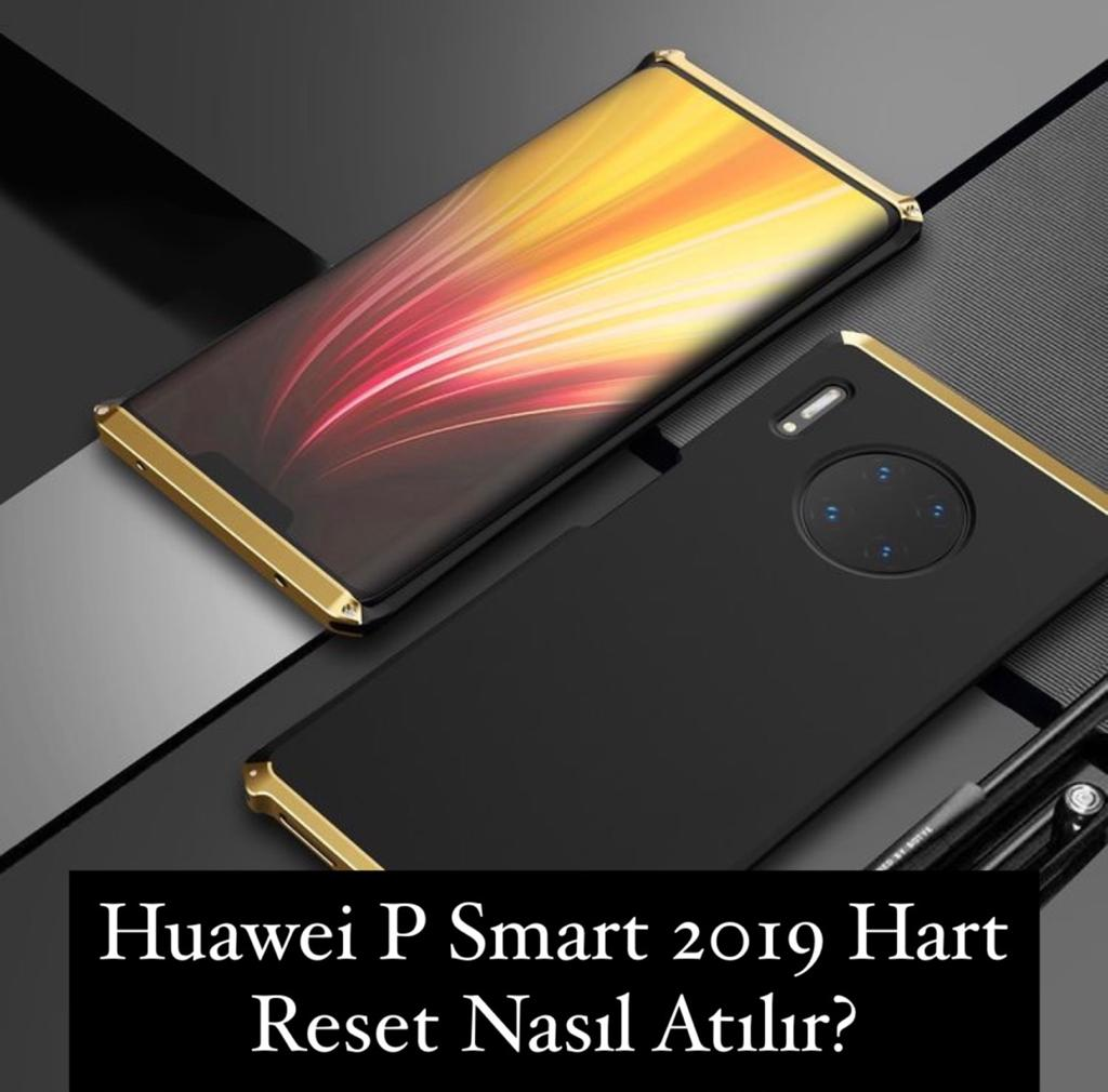 Huawei P Smart 2019 Hart Reset Atma