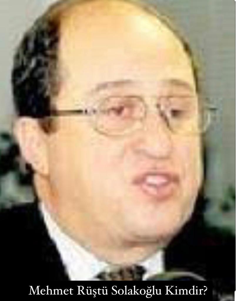 Mehmet Rüştü Solakoğlu Kaç Yaşında?