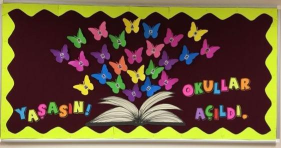 Kütüphaneler haftası Etkinlikleri