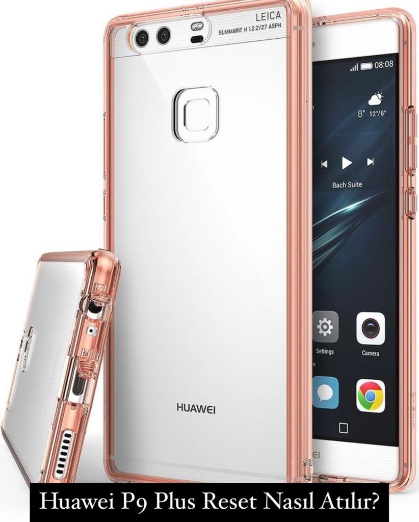 Huawei P9 Plus Reset