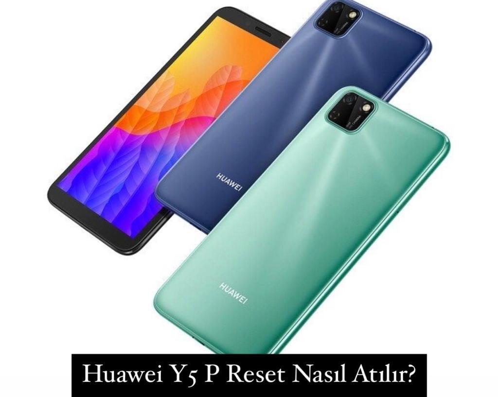 Huawei Y5 P Reset