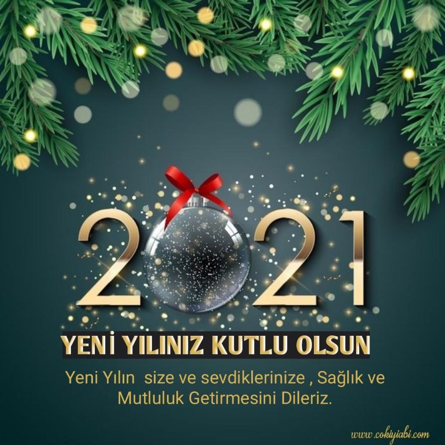 Yeni Yıl Dilekleri 2021