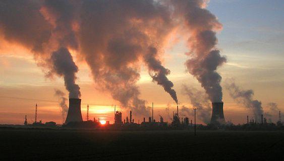 Hava Kirliliği Nasıl Oluşur?