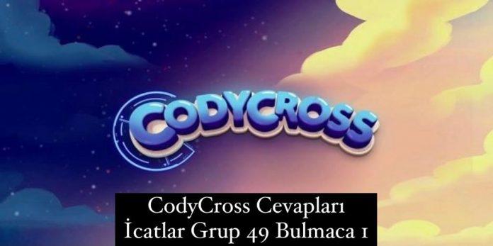 CodyCross Cevapları İcatlar Grup 49 Bulamaca 2 (Kelime Bulmaca Oyunu)