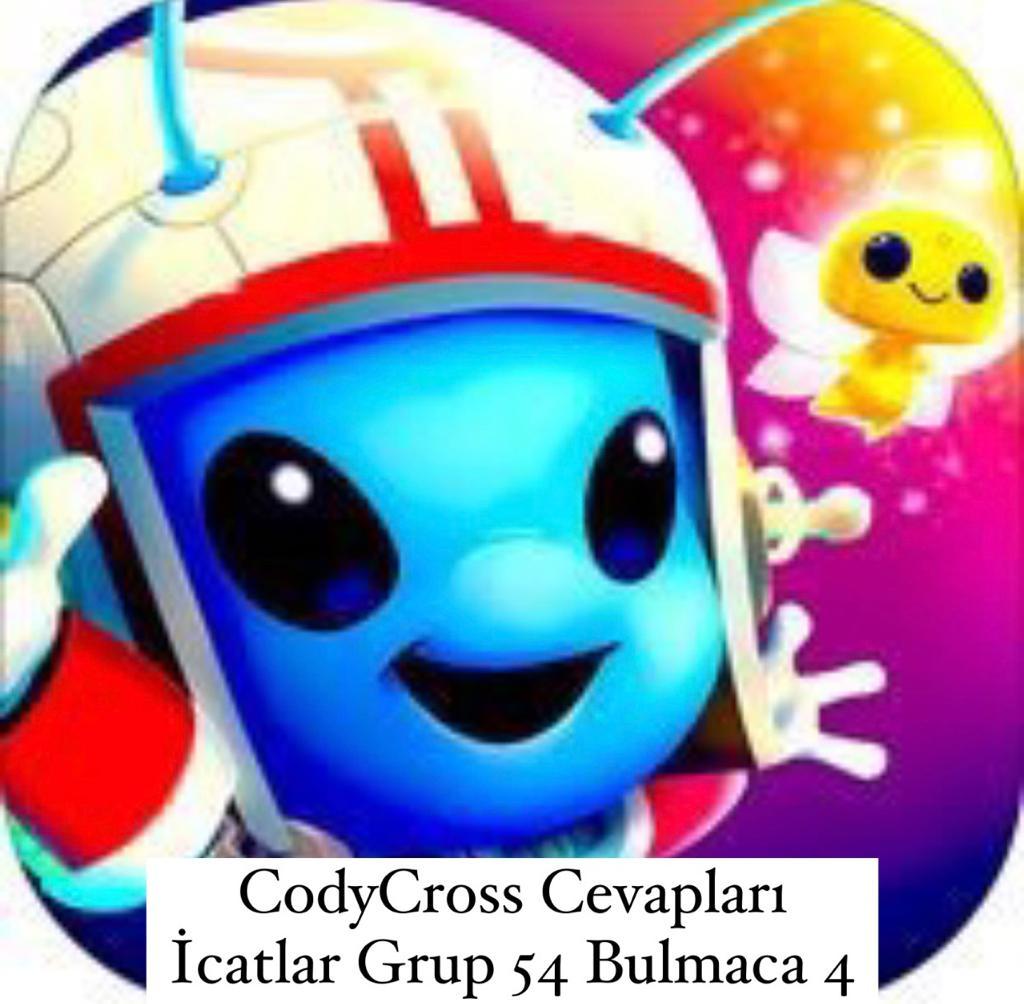 CodyCross Cevapları İcatlar Grup 54 Bulamaca 2 (Kelime Bulmaca Oyunu)