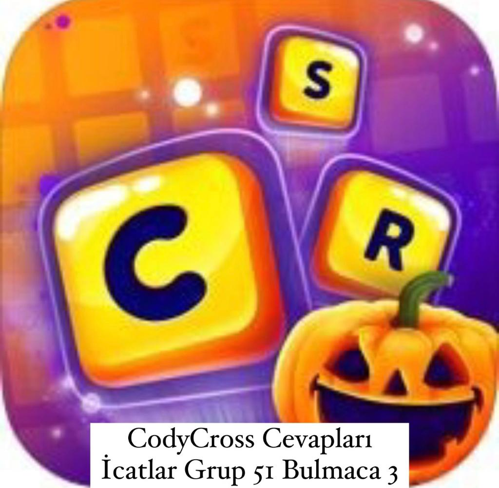 CodyCross Cevapları İcatlar Grup 51 Bulamaca 2 (Kelime Bulmaca Oyunu)