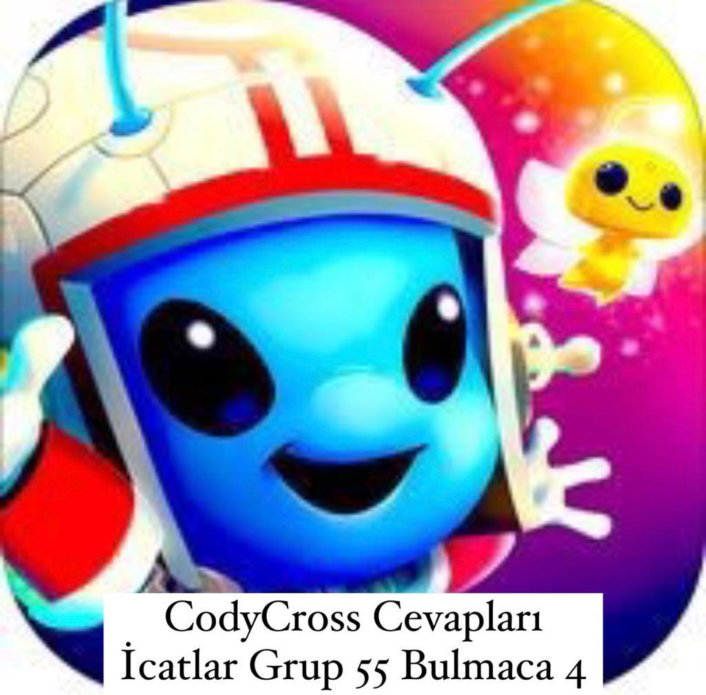 CodyCross Cevapları İcatlar Grup 55 Bulamaca 1 (Kelime Bulmaca Oyunu)