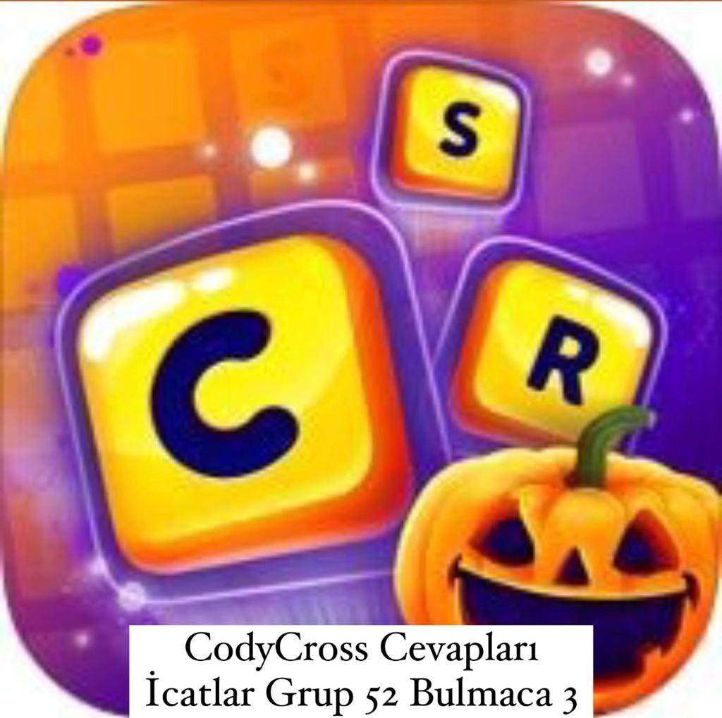 CodyCross Cevapları İcatlar Grup 52 Bulamaca 2 (Kelime Bulmaca Oyunu)