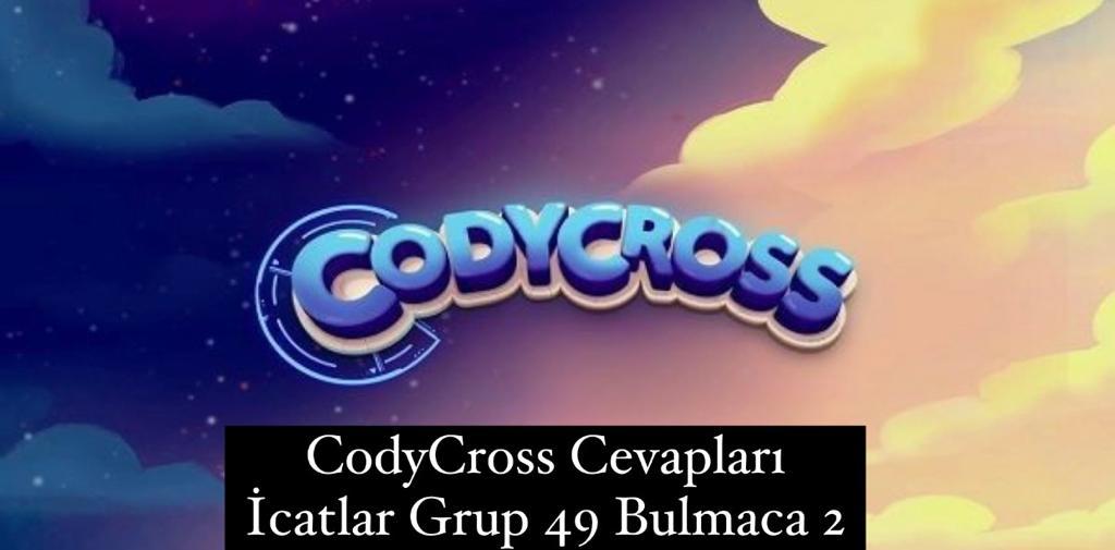CodyCross Cevapları İcatlar Grup 49 Bulamaca 3 (Kelime Bulmaca Oyunu)