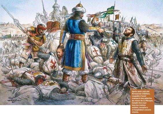 Haçlı Seferleri Nedir, Haçlı Seferleri Ne Zaman Oldu, Haçlı Seferleri Hakkında Bilgiler