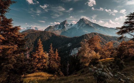 Dağ Nasıl Oluşur, Dağ Türleri Nelerdir?