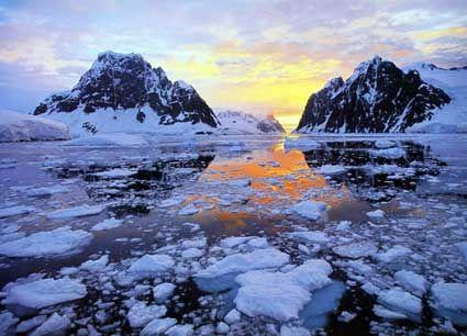 Kutup İklimi Özellikleri Nelerdir?