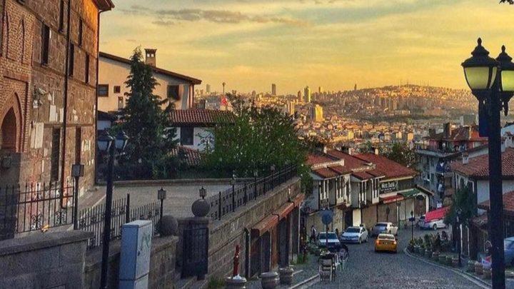 Ankara İle İlgili Kompozisyon Örnekleri