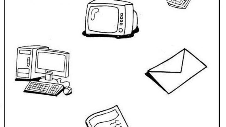 Kitle İletişim İle İlgili Kompozisyon Örnekleri